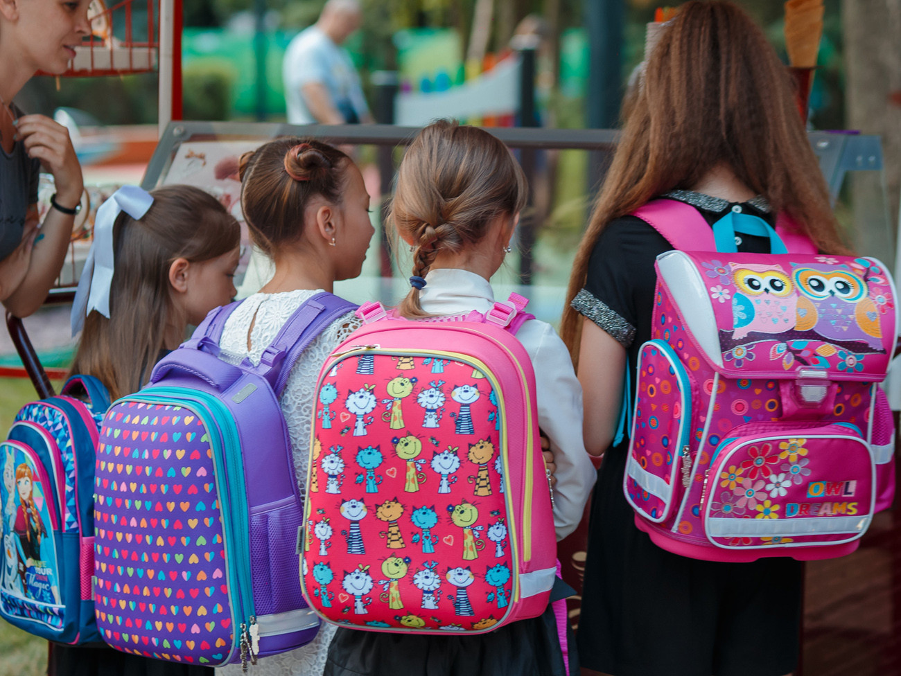 Основные характеристики идеального школькного рюкзака